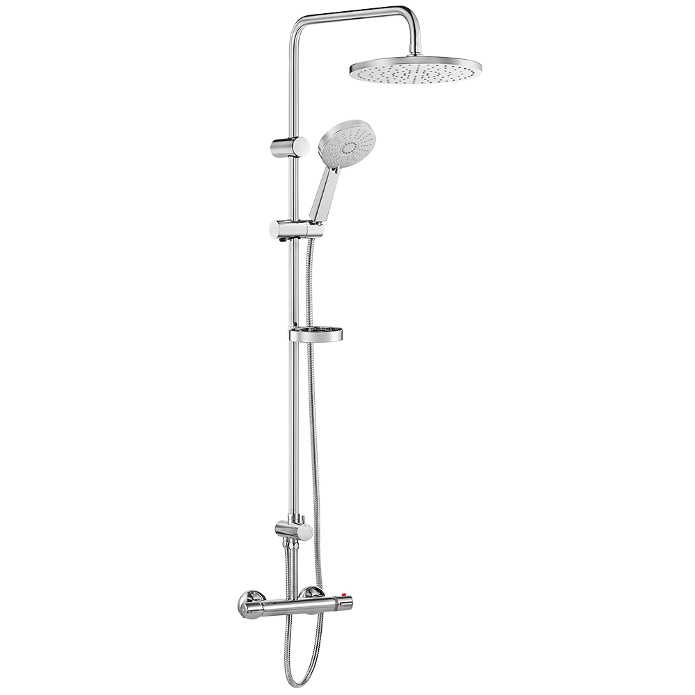 Thermostatic Shower Column Mixer