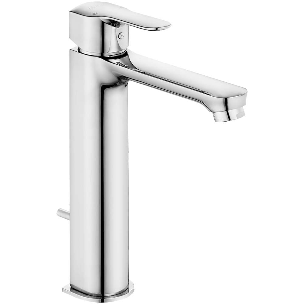 Star Tall Basin Mixer with Pop-Up