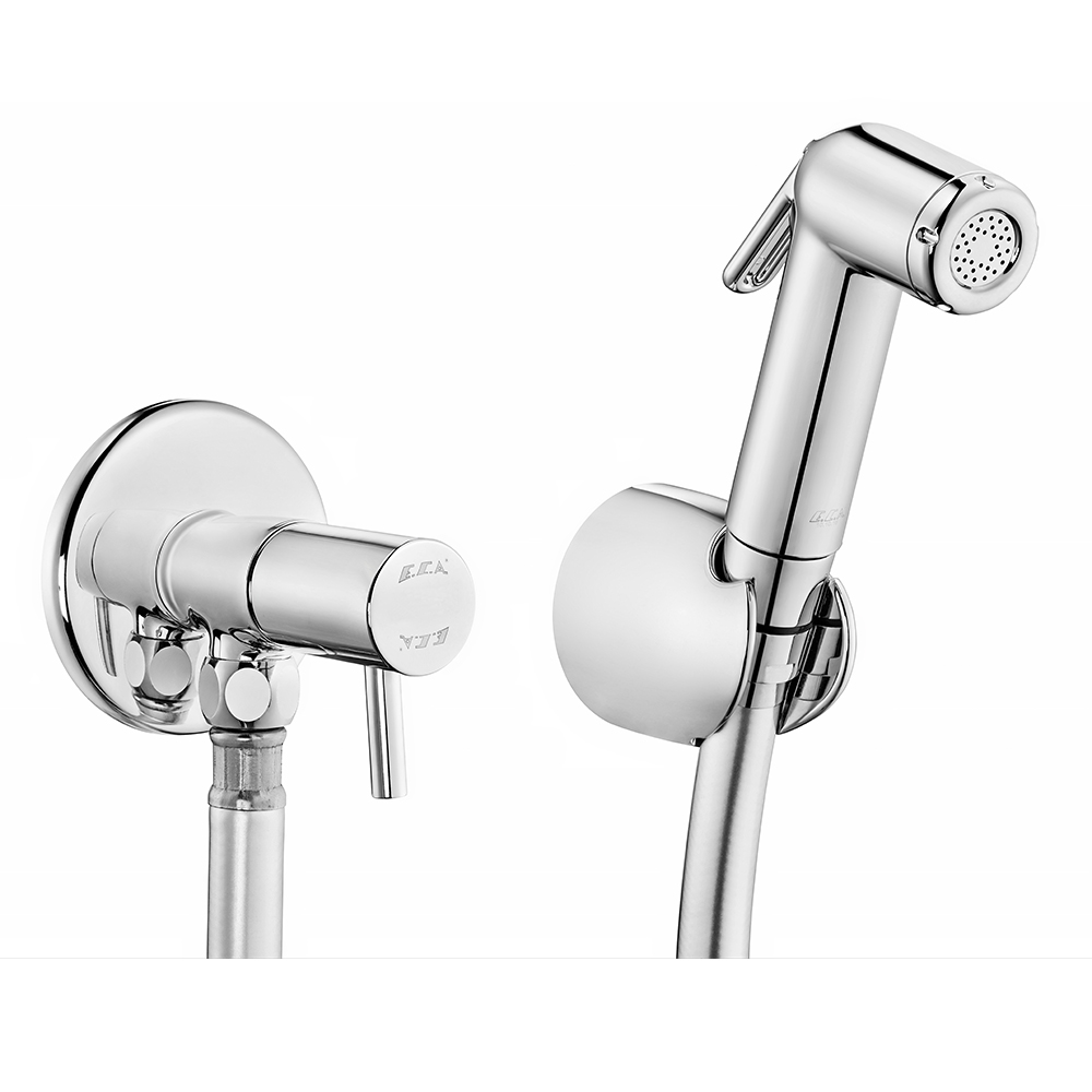 Stop Tap with Hand Shower