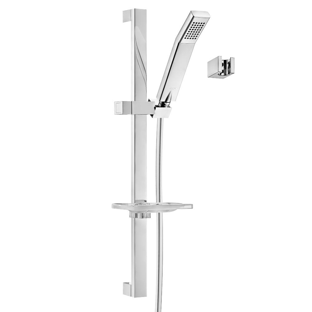 Elegant Sliding Rail Hand Shower Set