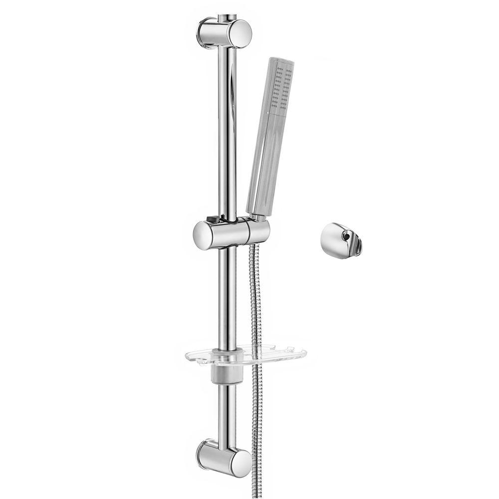 Minimal Sliding Rail Hand Shower Set