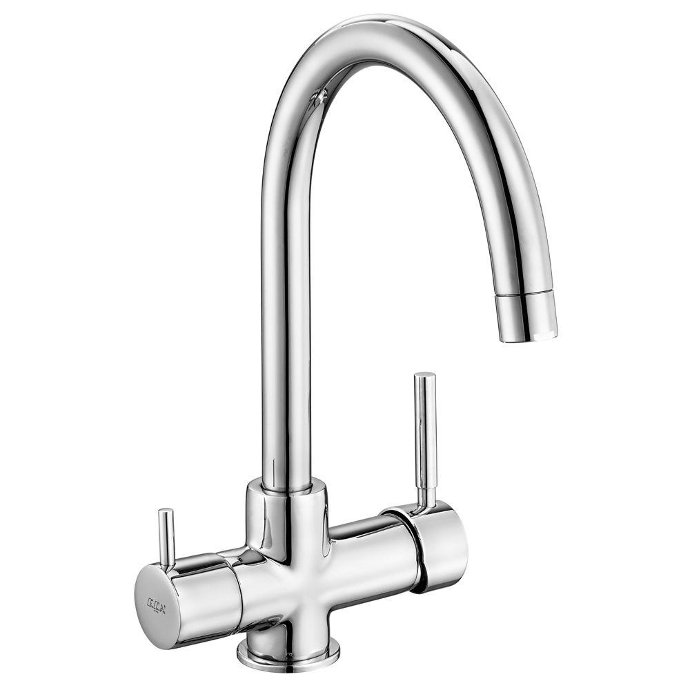 Dual Flow Sink Mixer
