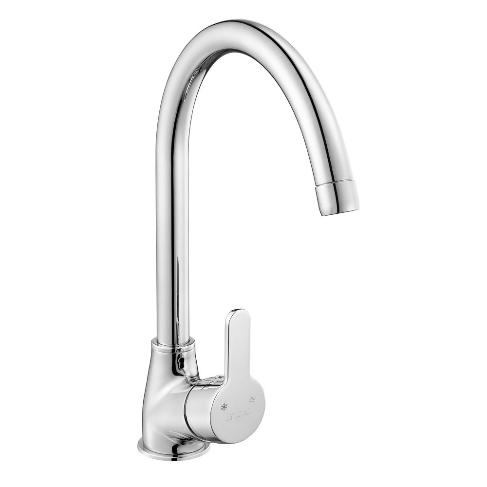 Spil Sink Mixer with Swivel Spout