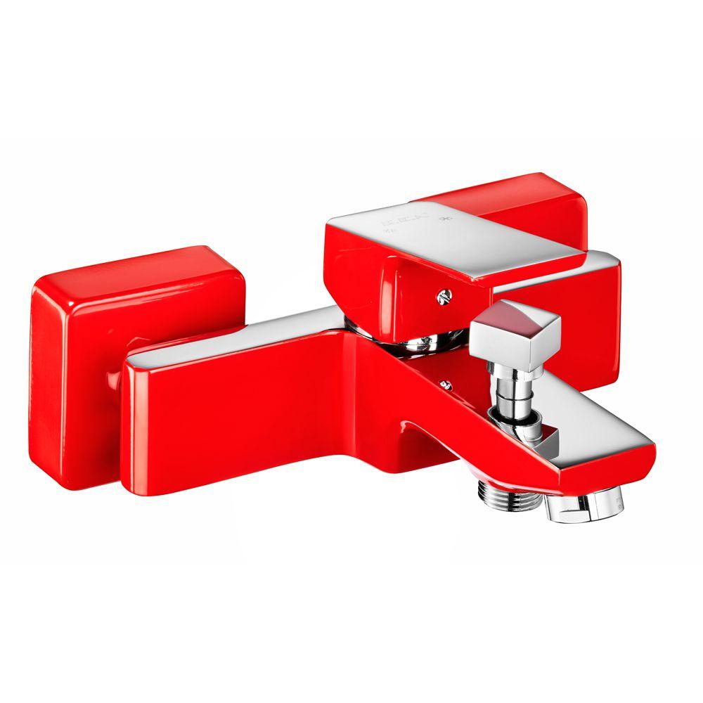 Tiera Bath Mixer - Red