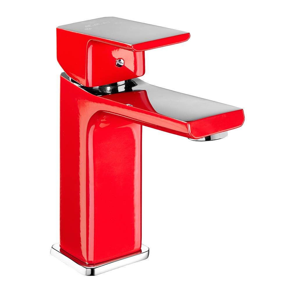 Tiera Basin Mixer - Red