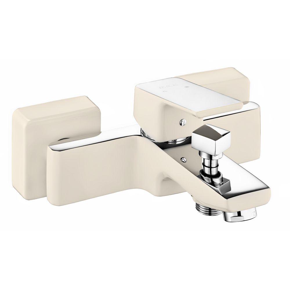 Tiera Bath Mixer - Beige