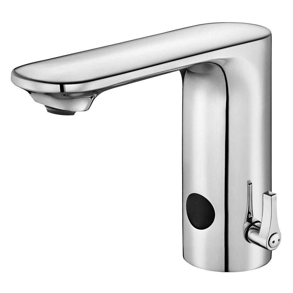 Compact Infrared Basin Mixer, Battery Operated