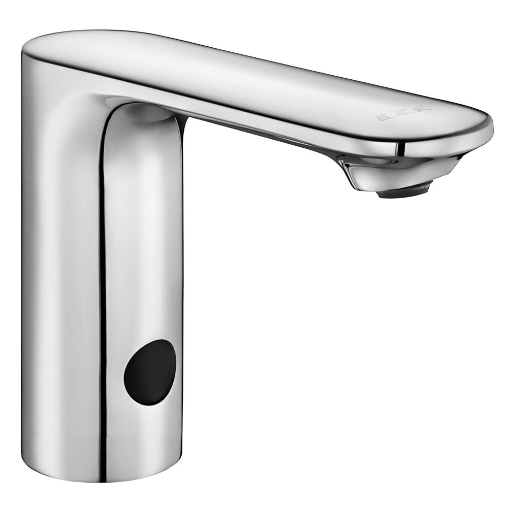 Compact Infrared Basin Tap, Mains Operated