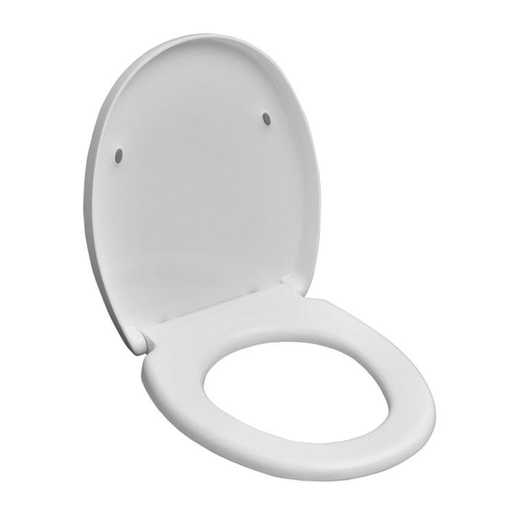 223AF00002 Alpha Çıkarılabilir ve Yavaş Kapanan Klozet Kapağı (Hygiene)