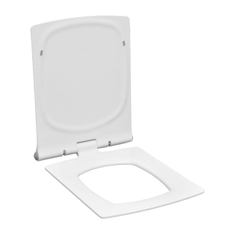 223SS00002 Sigma Slim Çıkarılabilir ve Yavaş Kapanan Klozet Kapağı (Hygiene)
