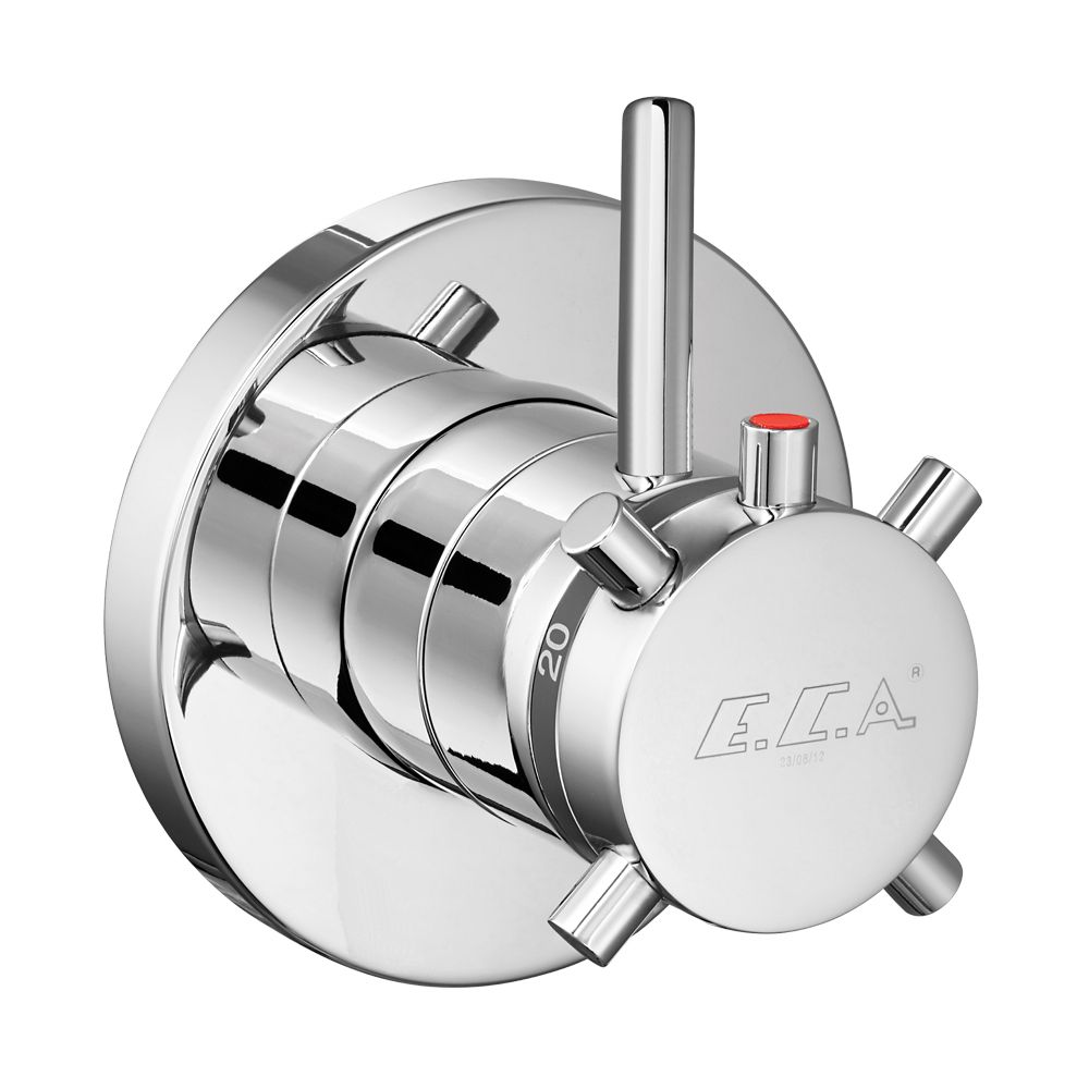 Thermostatic Concealed Shower Mixer (5 Ways)