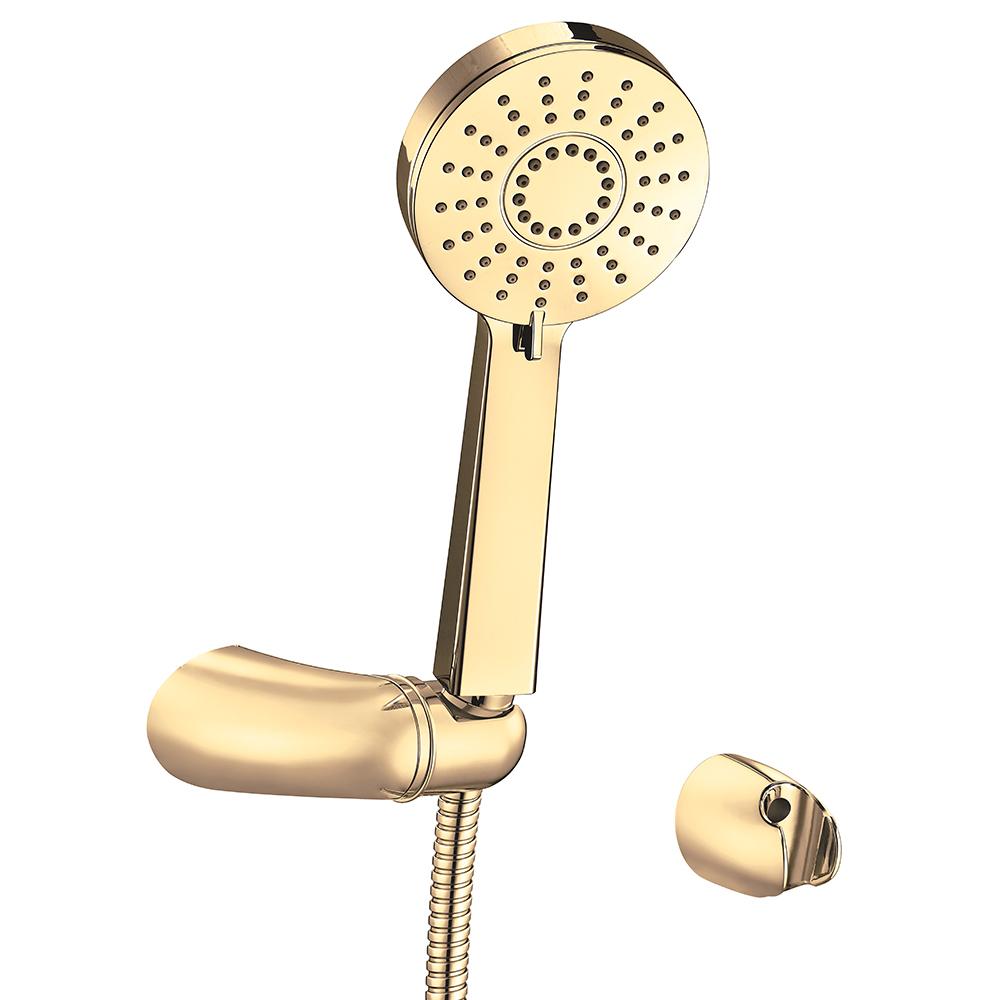 Fırat Mafsallı Banyo Üst Takım - 3 Fonksiyonlu - Altın Görünümlü
