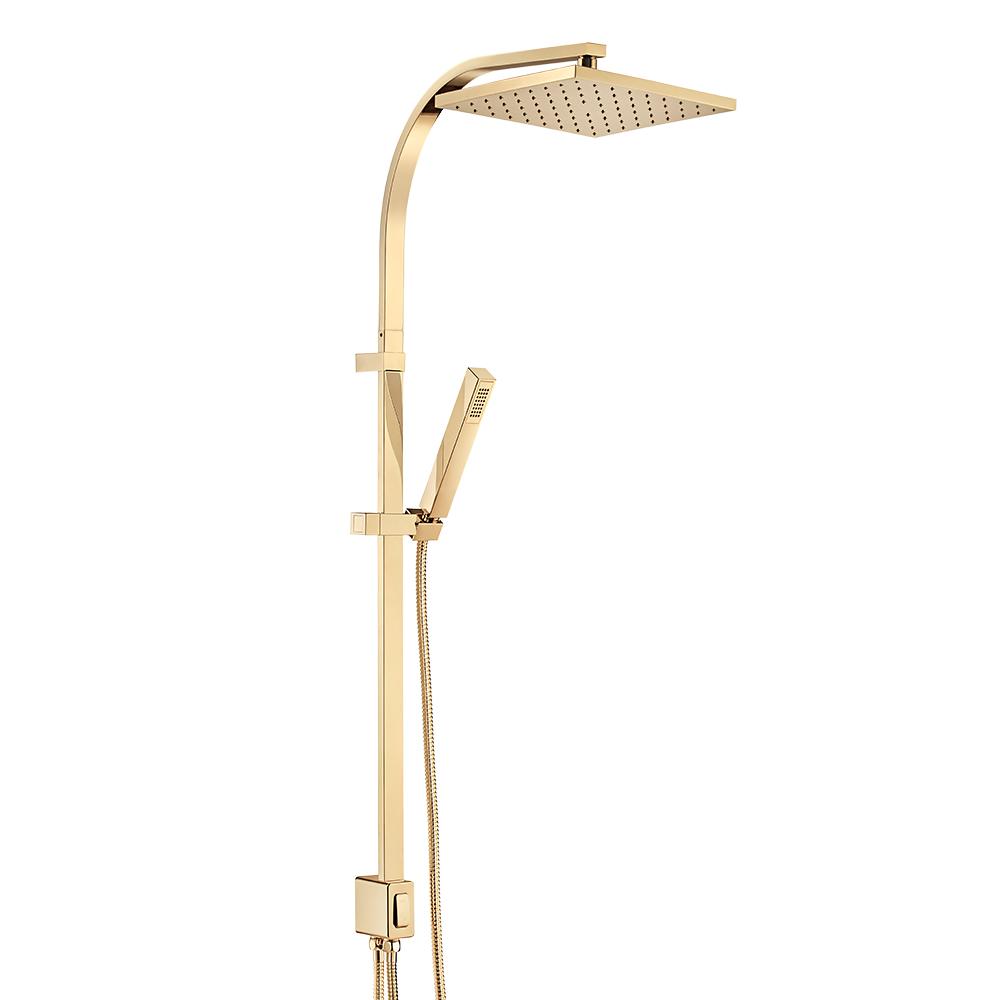 Tiera Kolonlu Duş Sistemi - Altın Görünümlü