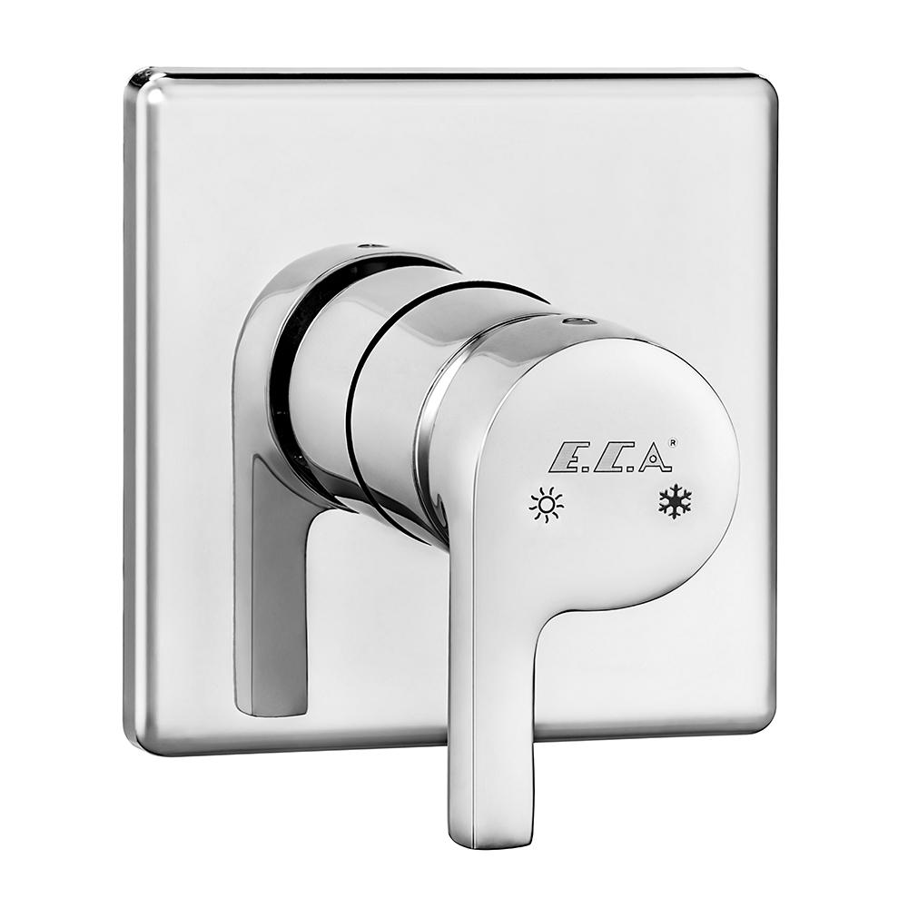 Icon Ankastre Duş Bataryası Sıva Üstü Grubu