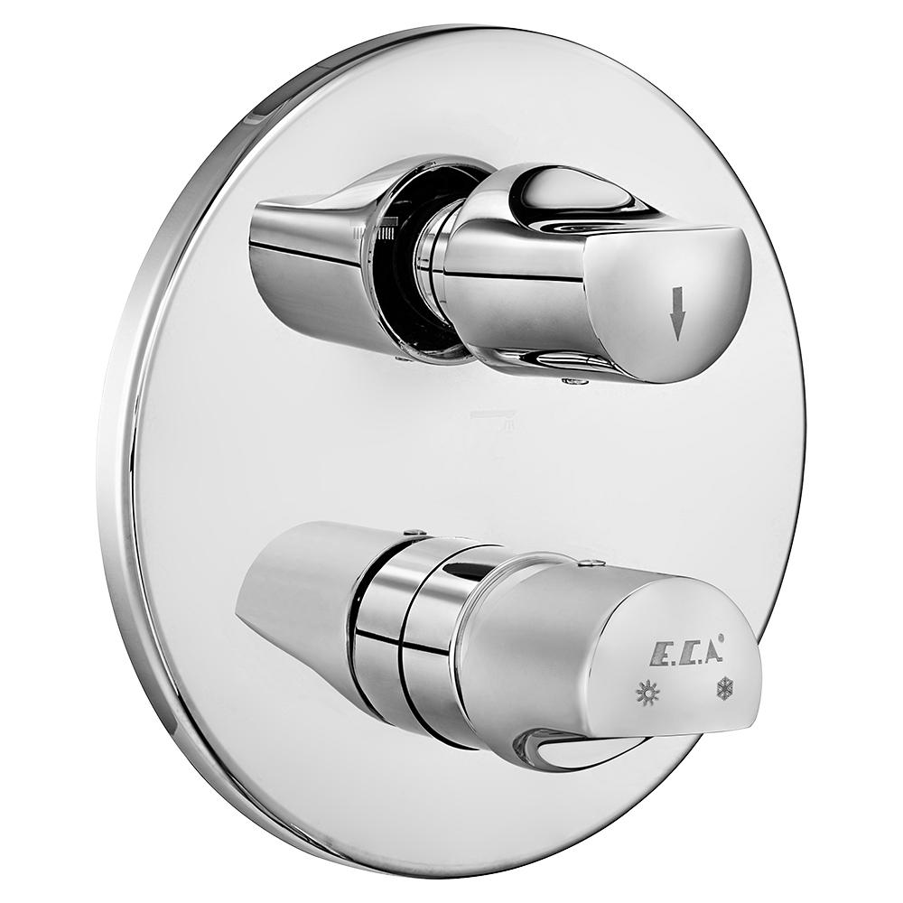 Myra Ankastre Banyo Bataryası Sıva Üstü Grubu - 3 Yollu