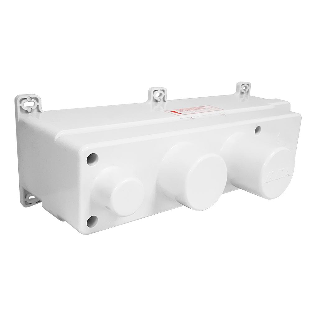 Novita Ankastre Banyo Bataryası Sıva Altı Grubu – 3 Yollu