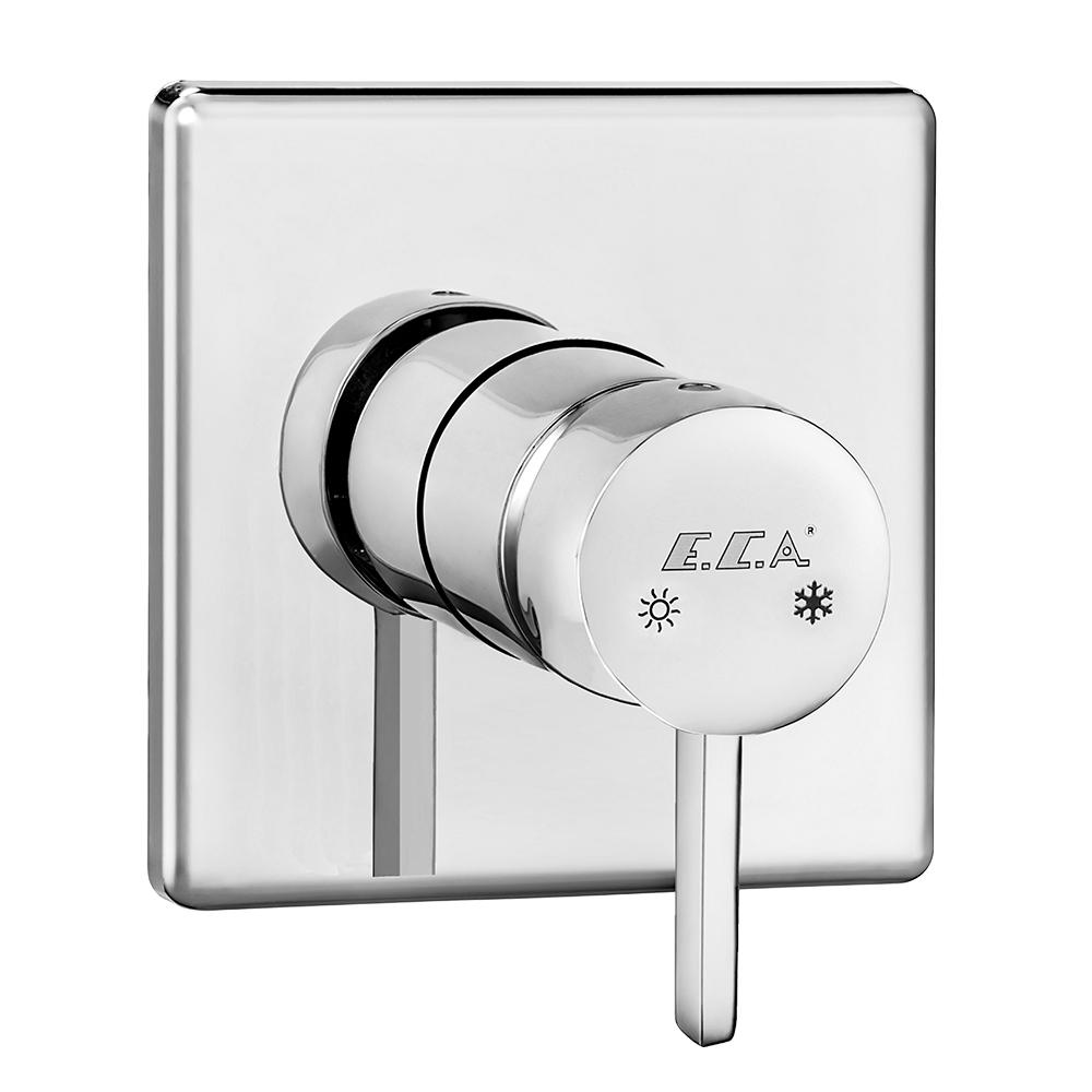 Purity Ankastre Duş Bataryası Sıva Üstü Grubu