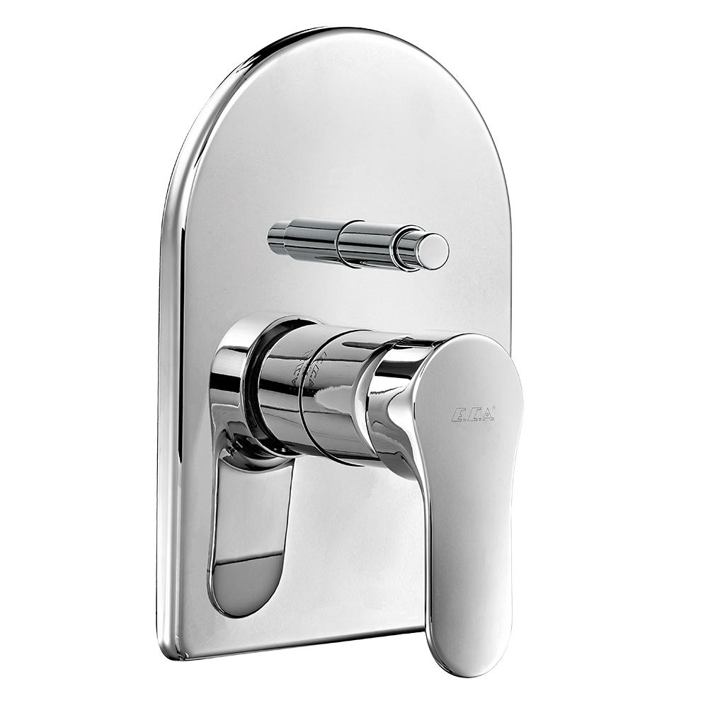 Thermo Safe Ankastre Banyo/Duş Bataryası Sıva Üstü Grubu - 2 Yollu
