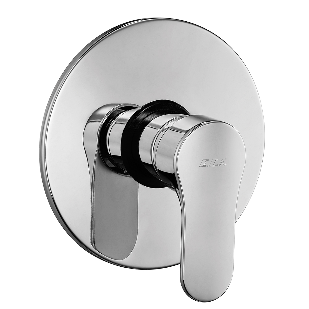 Thermo Safe Ankastre Duş Bataryası Sıva Üstü Grubu