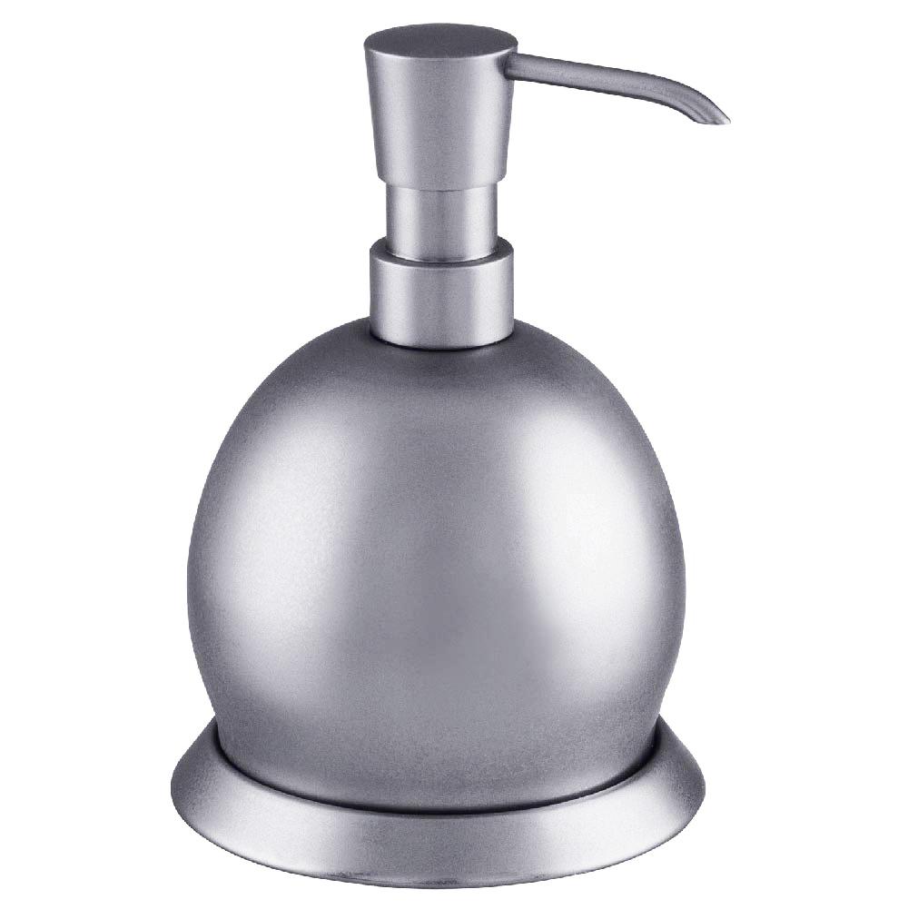 Set Üstü Metal Küre Sıvı Sabunluk