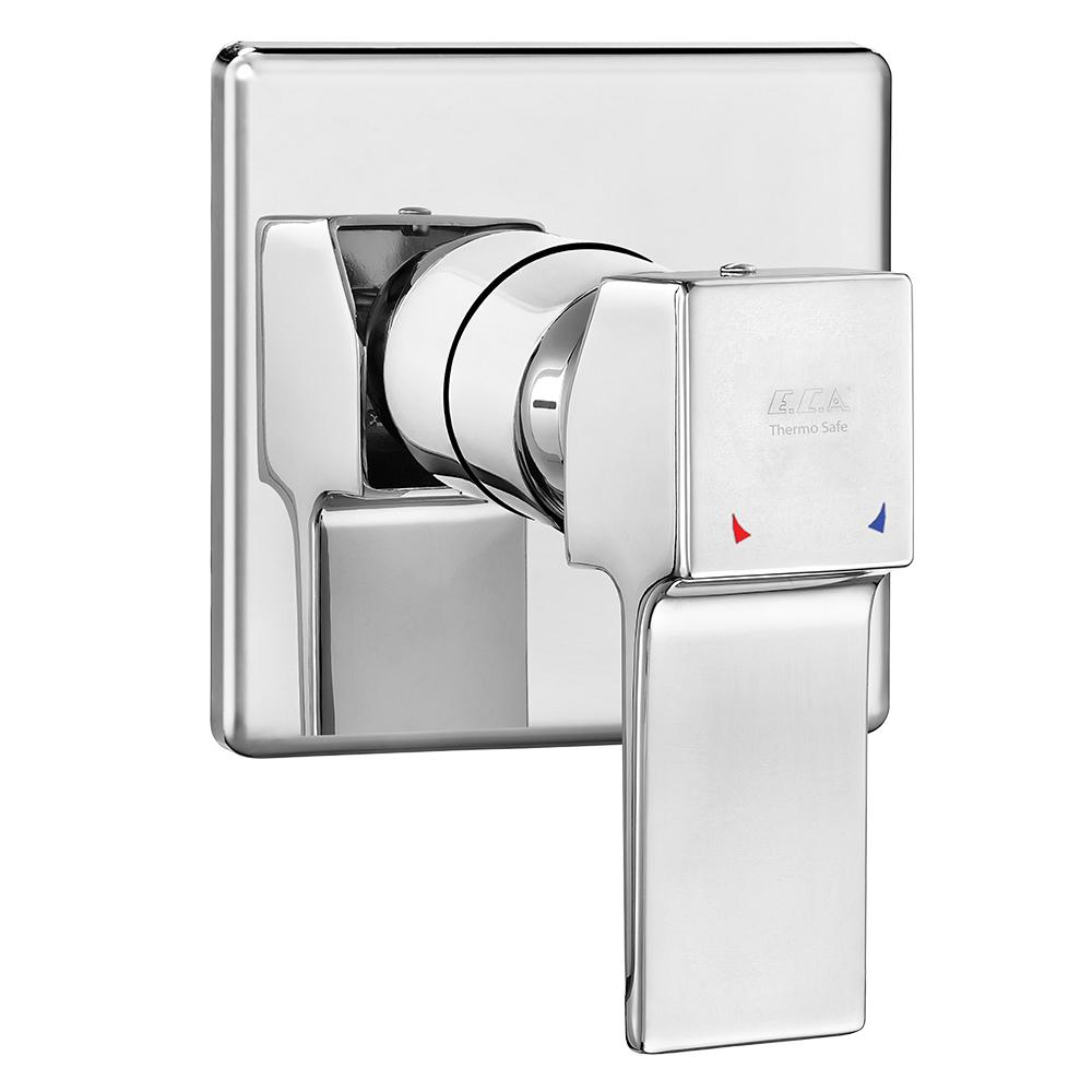 Caro Thermo Safe Ankastre Duş Bataryası Sıva Üstü Grubu