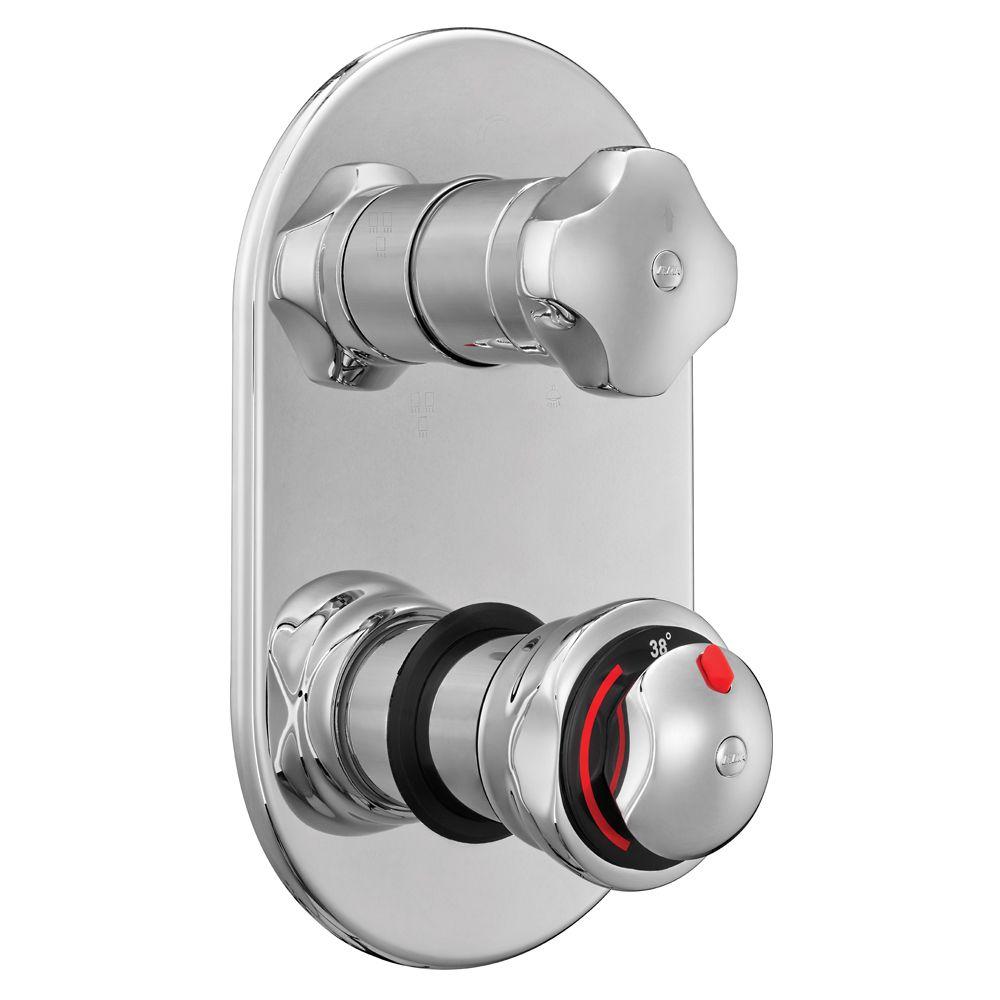 Termostatik Ankastre Banyo Bataryası - 5 Yollu
