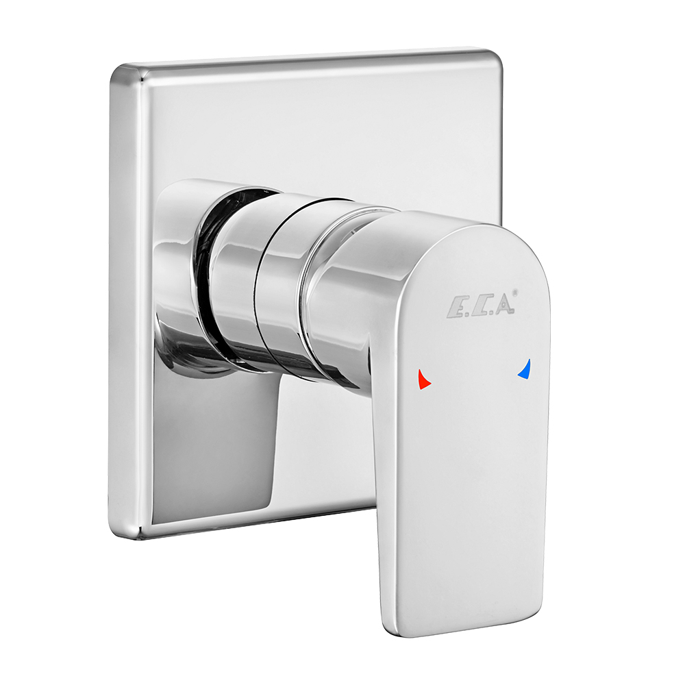 Dalia Concealed Shower Mixer Surface Mounted Group