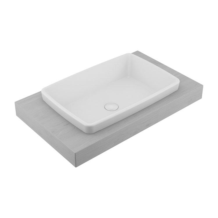 RT33 Rita Countertop Washbasin 60x40cm